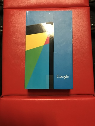 Asus 7 from google tablet