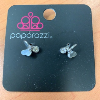 Paparazzi Kids Butterfly Earrings