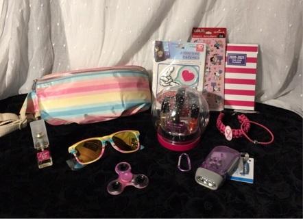 Glam Globe Nail Polish Set♥Fanny Pack♥Shades♥Cologne♥++ MORE!!!!