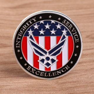 United States Air Force Commemorative Challenge Coin Collection