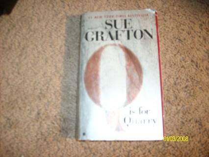 Q is for Quarry PB by sue grafton
