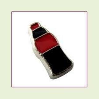 ❤️ BROWN Coke Bottle ❤️ Living Locket Charm ☆VERIFIED USERS ONLY PLEASE☆
