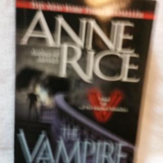 Ann Rice Books