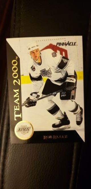 NHL Team 2000. Los Angeles Kings. Rob Blake.