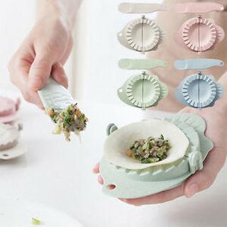 Stuffing Dumplings Maker Spoon Dumpling Mould Sets Making Dumplings Device
