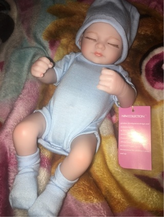 ⭐️NEW⭐️ REBORN NPK BABY DOLL! What a special gift!❤️❤️
