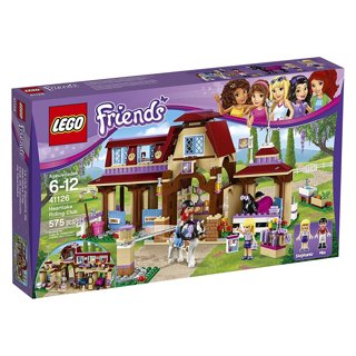 Lego Friends Heartlake Riding Stable - New