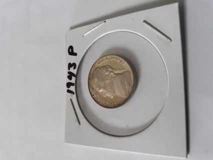 1943 P Jefferson Nickel