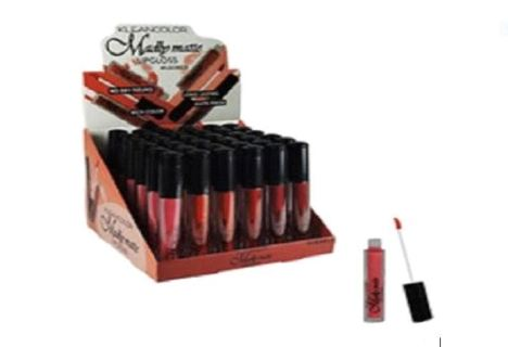 FREE: KLEANCOLOR Madly Matte Lip Gloss - Pick 5 From 48 Shades in 8 Sets Mix or Match