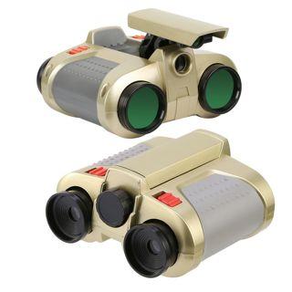 New Night Vision Surveillance Scope Binoculars Telescope Pop-Up Light