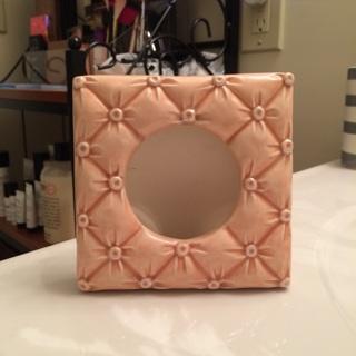 Beautiful ceramic picture frame