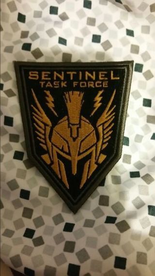 CALL OF DUTY IRON ON PATCH. LAST ONE!!! FREE SHIPPING.