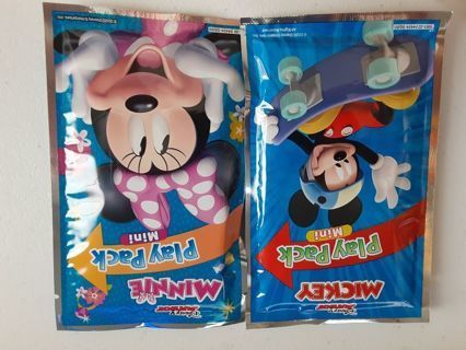 Mini and Mickey activity pack