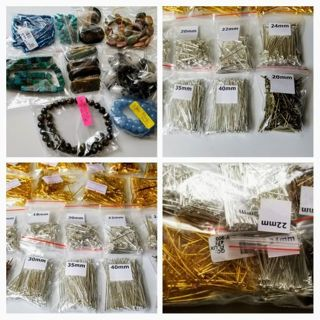 free huge jewelry making supplies lot free usa shipping relisted