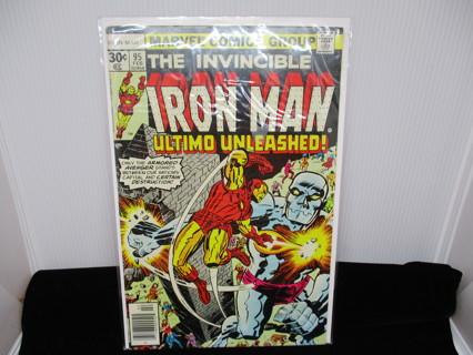 THE INVINCIBLE IRON MAN #95