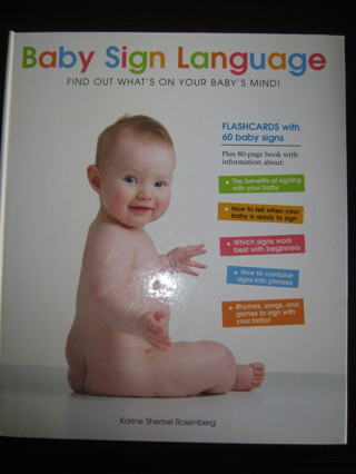 Free Baby Sign Language Book With Flashcards Children S Books