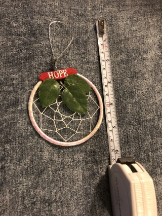 """BNIP Beautiful 3"""" Dreamcatcher Of HOPE For You and Your Household!"""