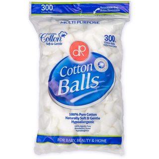 300 Cottonballs