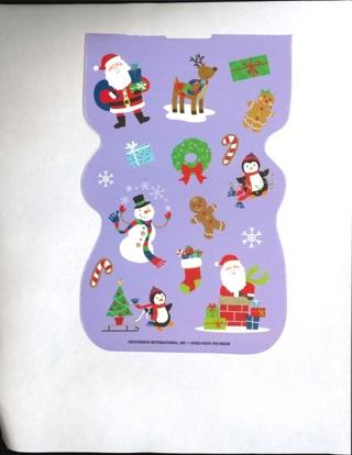 Christmas Stickers # 2