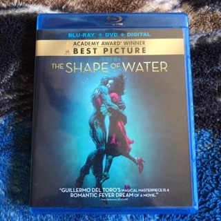 The Shape of Water combo