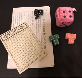 Bunco Game
