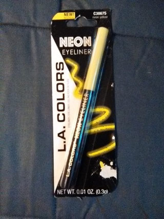 L. A. COLORS NEON EYELINER -- NEW!!