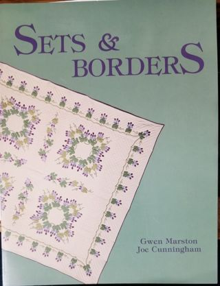 Sets and Borders by Joe Cunningham, Gwen Marston