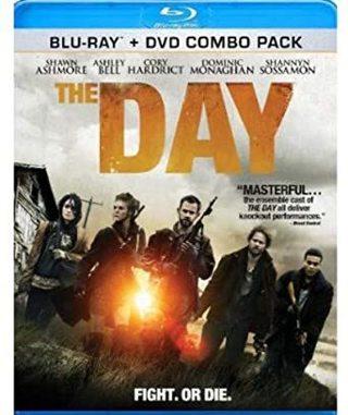 The Day (Blu-ray + DVD) Brand New