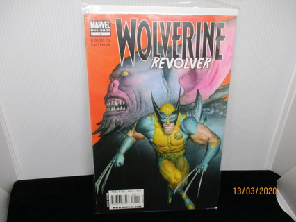 WOLVERINE #1 - REVOLVER