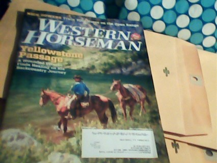 1 WESTERN HORSEMAN