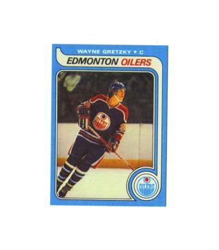 Free 1979 80 Topps 18 Wayne Gretzky Rookie Card Oilers Hockey