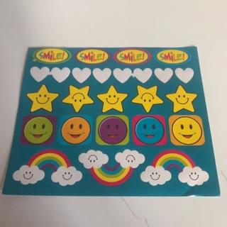 Smile stickers #3