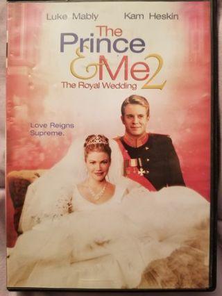 The Prince & Me ( The Royal Wedding)