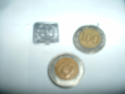 One Mystery Foreign Coin