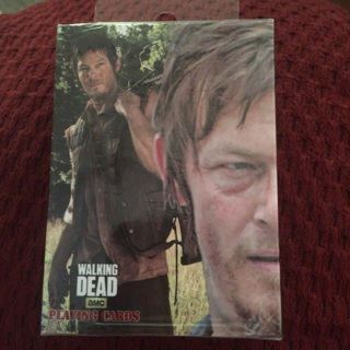 Walking Dead Playing Cards