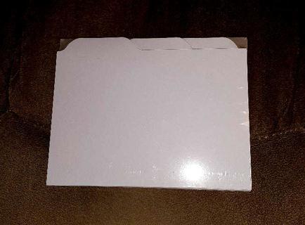 NIP - 5 x 6 indexing cards
