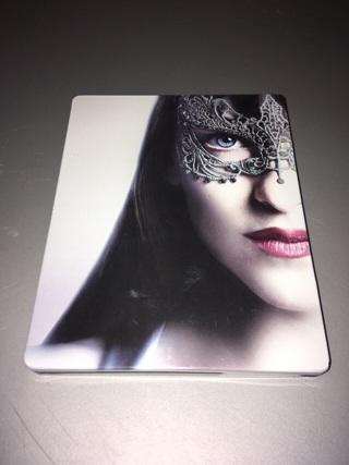 Fifty Shades Blu-Ray Discs