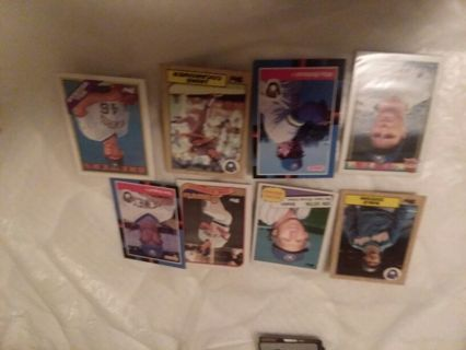 Lot of 8 Milwaukee Brewers. PLEASE READ ENTIRE DESCRIPTION!