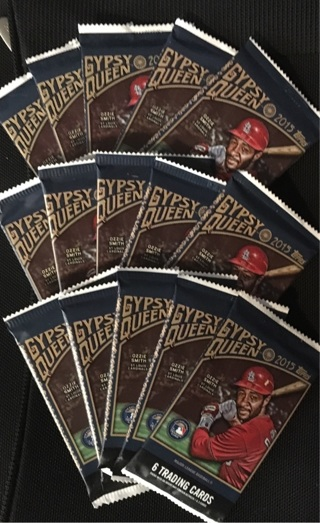 FREE 2013 Gypsy Queen Baseball cards