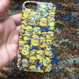 iPhone 5s minion case