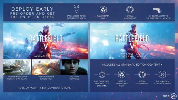 Battlefield V   xbox one  DLC