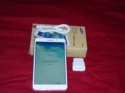 Galaxy Tab 4 tablet