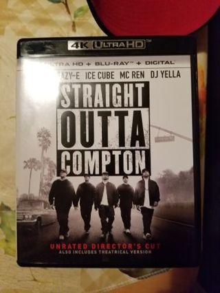 Straight outta Compton 4k