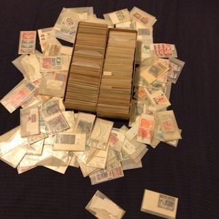 Old Stamp Lot(1000+)