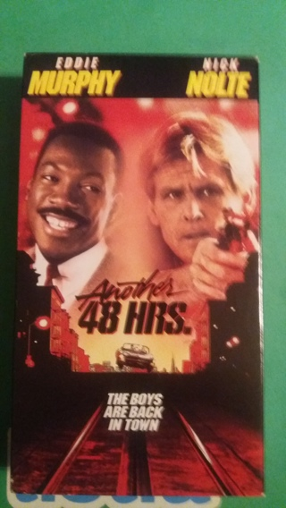 vhs another 48 hrs  free shipping