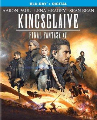 Kingsglaive: Final Fantasy XV     HD GooglePlay Digital Copy Code Transfers to MA, Vudu & iTunes