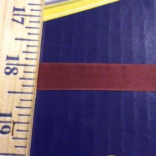 2 yards ribbon