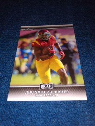 JuJu Smith Schuster R C - Steelers