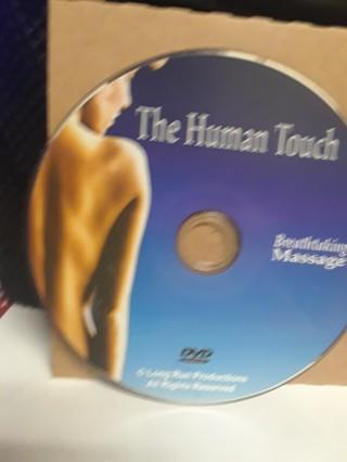 HUMAN TOUCH  MASSAGE DVD