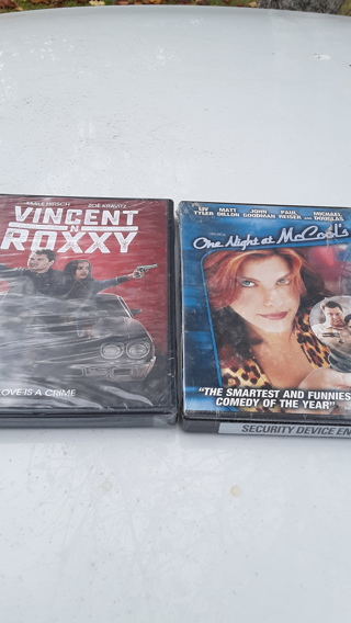 Two DVD Movies